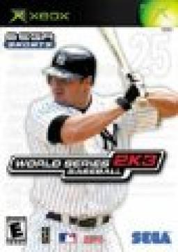 Sega Sports World Series Baseball 2K3
