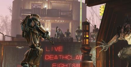 Prepárate para el modo survival de <em>Fallout 4</em> en consolas