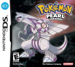 Pókemon Pearl