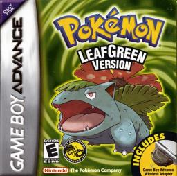 Pokemon LeafGreen Version