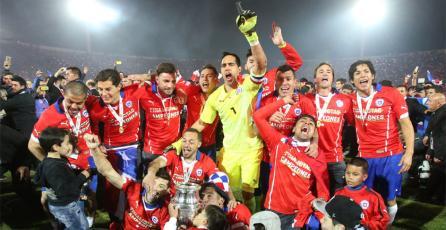 Selección chilena estará mucho más detallada en <em>FIFA 16 y 17</em>