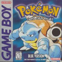Pókemon Blue Version