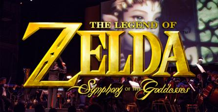The Legend of Zelda: Symphony of the Goddesses y su aventura en Chile