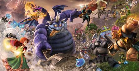 Comienza la cuenta atrás para el 30.° aniversario de <em>Dragon Quest</em>