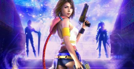 Esta semana llega <em>Final Fantasy X/X-2 HD Remaster</em> a PC