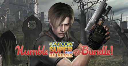 Llega el <em>Humble Capcom Super Turbo HD Remix Re-Bundle</em>