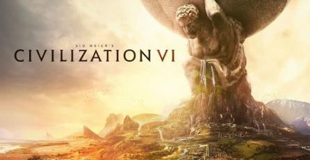 Anuncian <em>Sid Meier's Civilization VI</em> para PC