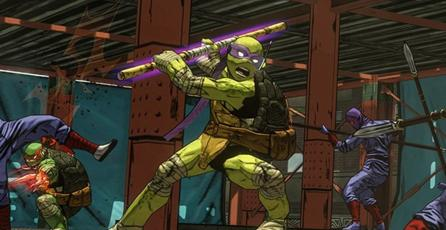 Checa los nuevos trailers de <em>TMNT: Mutants in Manhattan</em>