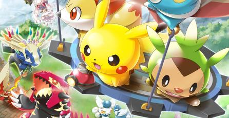 <em>Pokémon Rumble World</em>
