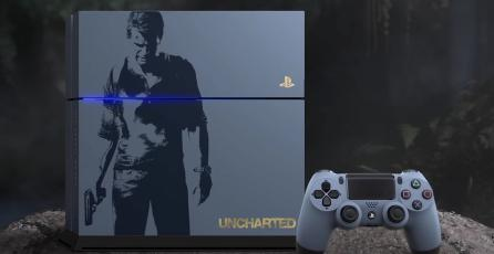 UNBOXING: PlayStation 4 Edición Limitada Uncharted 4