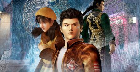 Sega esta analizando la posibilidad de lanzar <em>Shenmue</em> 1 y 2 en HD