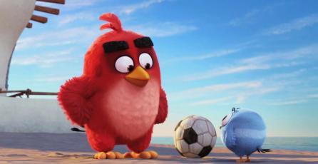 La película de <em>Angry Birds</em> recaudó $43 MDD en su debut