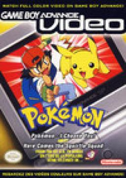 Pokemon I Choose You / Squirtle Squad Game Boy Advance Video