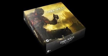 El juego de mesa de <em>Dark Souls</em> recaudó más de $5.4 MDD