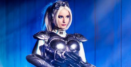 Mira este increíble Cosplay de Nova de StarCraft