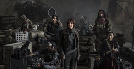 Nuevos detalles e imágenes de <em>Rogue One: A Star Wars Story</em>