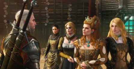 La nueva expansión de <em>The Witcher: Wild Hunt</em> pesará hasta 15 GB