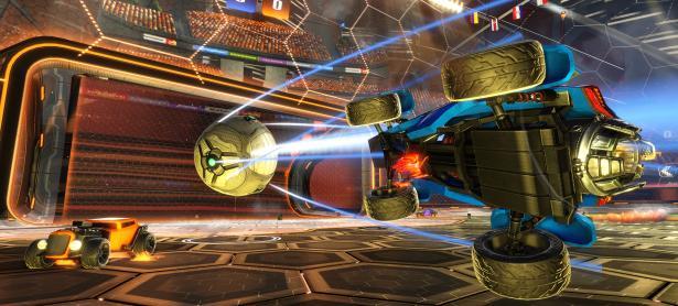 <em>Rocket League</em> recibirá nuevas opciones de chat