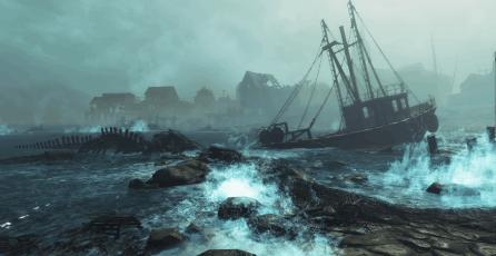 Ya está disponible el DLC <em>Far Harbor</em> de <em>Fallout 4</em>