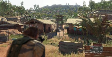 Descubren editor de niveles escondido dentro de <em>Metal Gear Solid V</em>