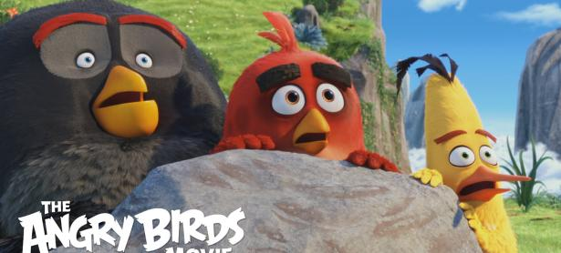<em>Angry Birds</em> tienen un gran éxito en taquilla en EUA