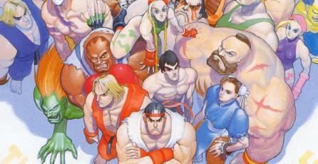 Flyers en los videojuegos: Street Fighter
