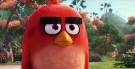 Película de <em>Angry Birds</em> es un éxito de taquilla en su semana de estreno