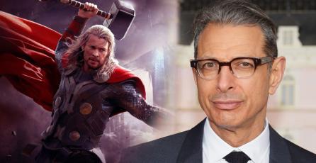 Jeff Goldblum se une al elenco de <em>Thor: Ragnarok</em>