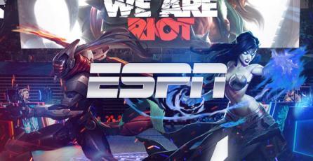<em>League of Legends:</em> ESPN pagaría $500 MDD para transmitir la LCS