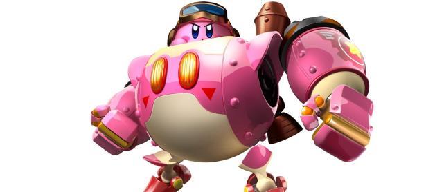 Ve todo lo que puede hacer el robot de <em>Kirby: Planet Robobot</em>