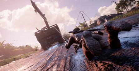 Revelan escenas borradas de <em>Uncharted 4</em>