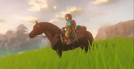 Nuevo <em>Zelda</em> será jugable en Nintendo Store NY durante E3 2016