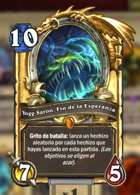 Druida Yogg-Saron