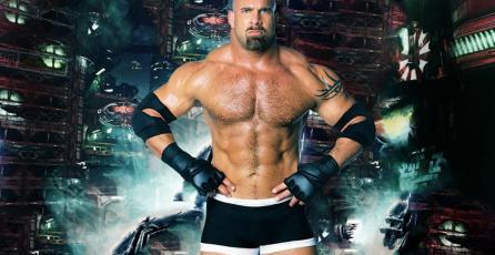 Goldberg es el incentivo de pre-venta para <em>WWE 2K17</em>
