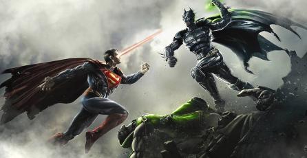 RUMOR: Ya estaría en desarrollo secuela de <em>Injustice: God Among Us</em>