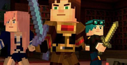 Ya sabemos cuándo llegará el sexto episodio de <em>Minecraft: Story Mode</em>