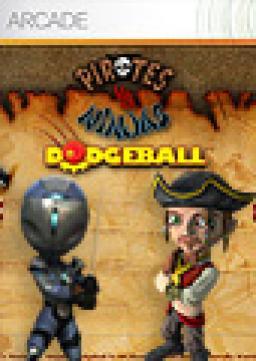 Pirates vs Ninjas Dodgeball