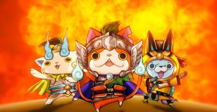 Presentan nuevos spots de TV de <em>Yo-kai Watch 3</em>