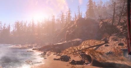 Tendrás que volver a descargar el nuevo DLC para <em>Fallout 4</em> en PS4