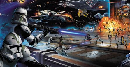 Remake fan de <em>Star Wars Battlefront III</em> llegará a Steam
