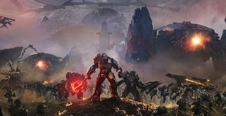 Filtran supuesto arte de <em>Halo Wars 2</em>
