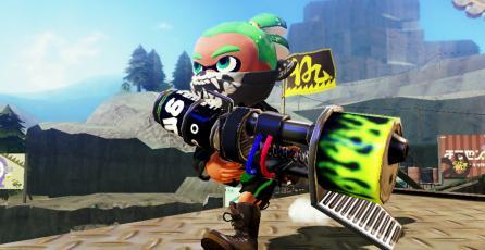 Éstas son las nuevas armas para <em>Splatoon</em>