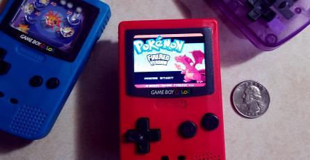 Usuario modificó Game Boy de juguete y lo transformó en uno real