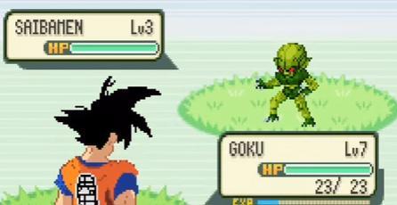 Conoce <em>Dragon Ball Z Team Training</em>: La fusión entre Dragon Ball y Pokémon
