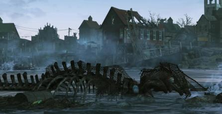 Mejoran el rendimiento de <em>Fallout 4: Far Harbor</em> en PS4