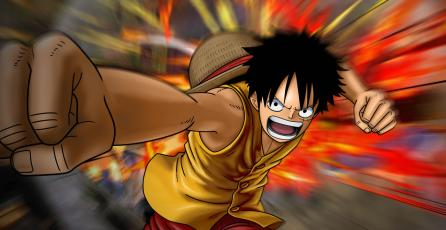 <em>One Piece Burning Blood</em>