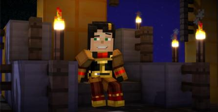Mira el trailer del sexto episodio de <em>Minecraft: Story Mode</em>