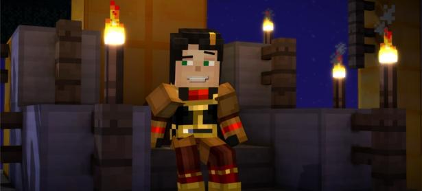 Mira el trailer del sexto episodio de <em>Minecraft: Story Mode</em>