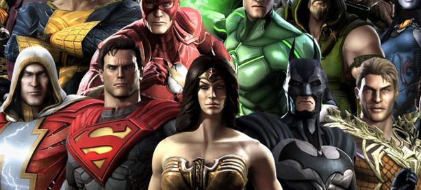 Filtran póster de <em>Injustice 2</em>