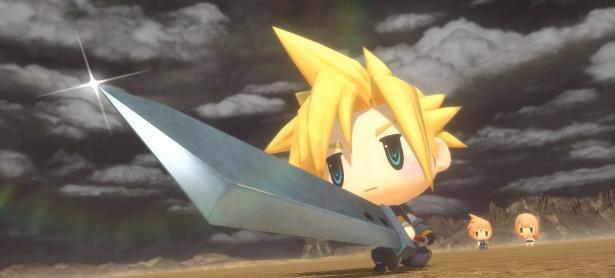 Ya hay fecha de lanzamiento para <em>World of Final Fantasy</em>
